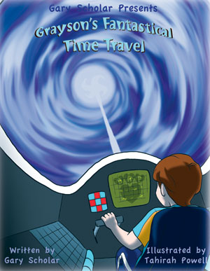 grayson time travel